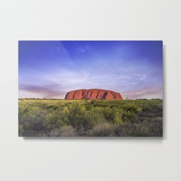 Northern Territory -01 Metal Print