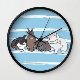 Daisy Regi Meeko Bambi Wall Clock