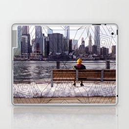 New York Mandala Laptop & iPad Skin