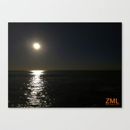 Undying Canvas Print