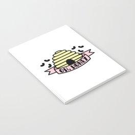 Oh, Honey Notebook