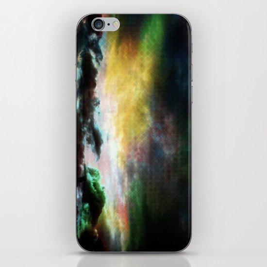 Where We Belong iPhone & iPod Skin