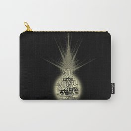 sunlight on Mars Carry-All Pouch