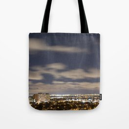 City Lights. Tote Bag