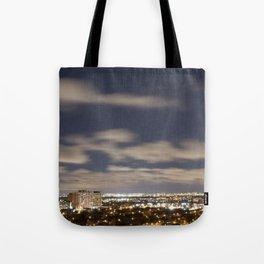 City Lights. Tote Bag