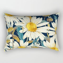 Vintage Garden 35 Rectangular Pillow