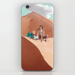Unique in all the World iPhone Skin