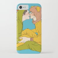 onesie iPhone & iPod Cases featuring My Onesie and Only by notallbees