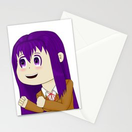 Only Yuri Stationery Cards
