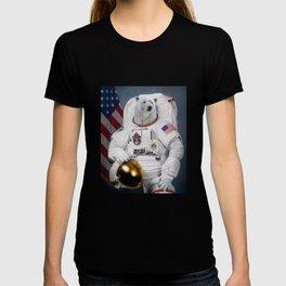 Where No Polar Bear Has Gone Before T-shirt