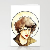 grantaire Stationery Cards featuring Grantaire by chazstity