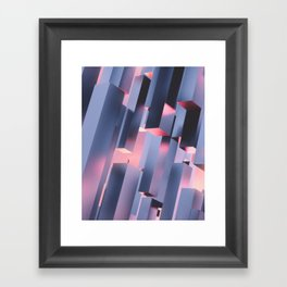 Towards the Sun Framed Art Print