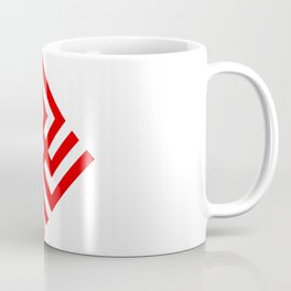 Slavic symbol Небески Вепар ( heavens boar ) Coffee Mug