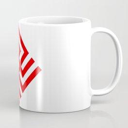 Slavic symbol Небески Вепар ( heavens boar ) Coffee Mug