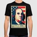 Benjamin Franklin America Pop Art by jacopaco