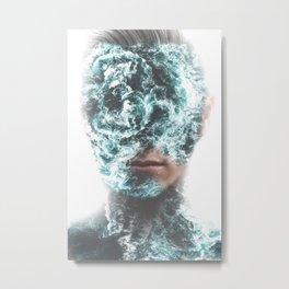 Ocean Call Metal Print