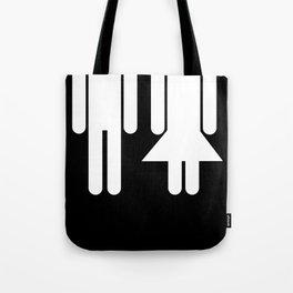 MWblack Tote Bag