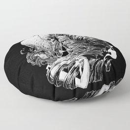 dead line Floor Pillow