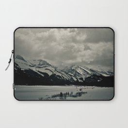 spray lake, kananaskis country, alberta Laptop Sleeve