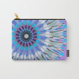 Zentangled 1 Carry-All Pouch