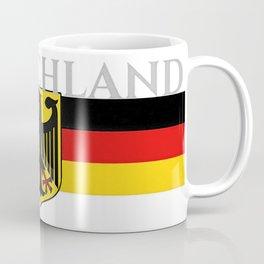 Deutschland ...German Flag and Eagle Coffee Mug
