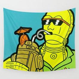 C-Tiki-O Wall Tapestry