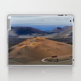 Timanfaya National Park Laptop & iPad Skin