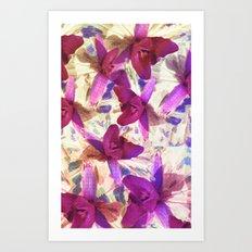 Love on Windy Hill Art Print