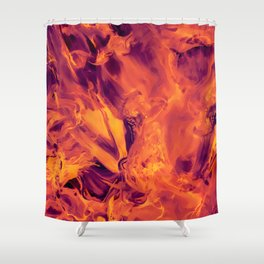Blended Shower Curtain