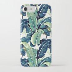 Banana leaves iPhone 7 Slim Case
