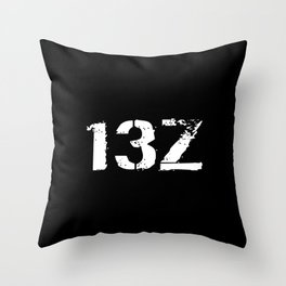 13Z Field Artillery Throw Pillow
