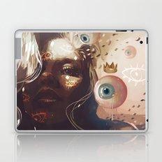 EYES QUEEN Laptop & iPad Skin