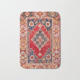 Transylvanian Manisa West Anatolian Niche Carpet Print Bath Mat