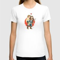 the hobbit T-shirts featuring Hobbit Hug by Super Group Hugs