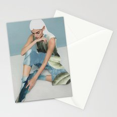 WOMAN 22a Stationery Cards