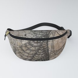 nude study Fanny Pack