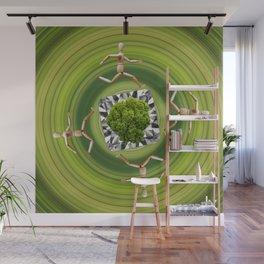Umweltschutz ist kein Selbstläufer / Kunsthaus-Lay Wall Mural