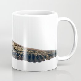 Young Bald Eagle in Breathtaking Flyby Coffee Mug