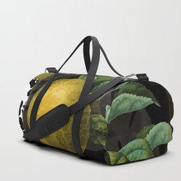 Damask Asian Pears Duffle Bag
