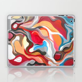 Gate to Hell and licorice Laptop & iPad Skin