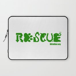 Animal Rescue Laptop Sleeve
