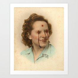 """Sorry Arlene"" Art Print"