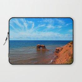 Sandstone holy rock Laptop Sleeve
