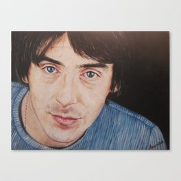 paul face Canvas Print