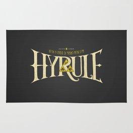 Hyrule Nation Rug