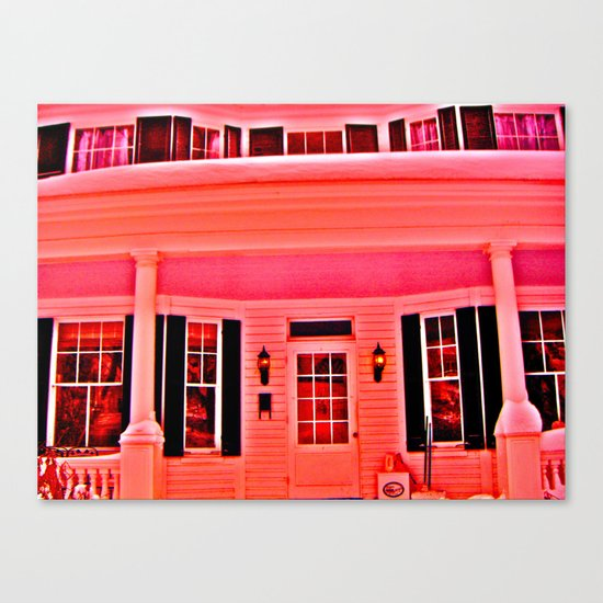 Candy Haus Canvas Print