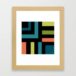 The Sixties Called Framed Art Print