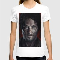 daryl T-shirts featuring Daryl by Voss fineart