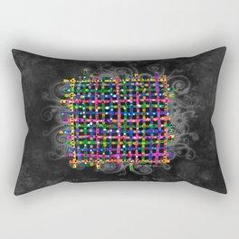 Twizelstix Rectangular Pillow
