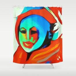 Lady Lacroix Shower Curtain